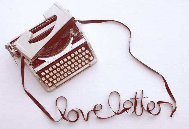 Љубовно писмо број 1
