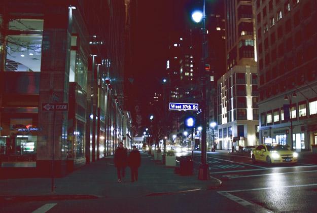 Трилогија на исчезнати улици