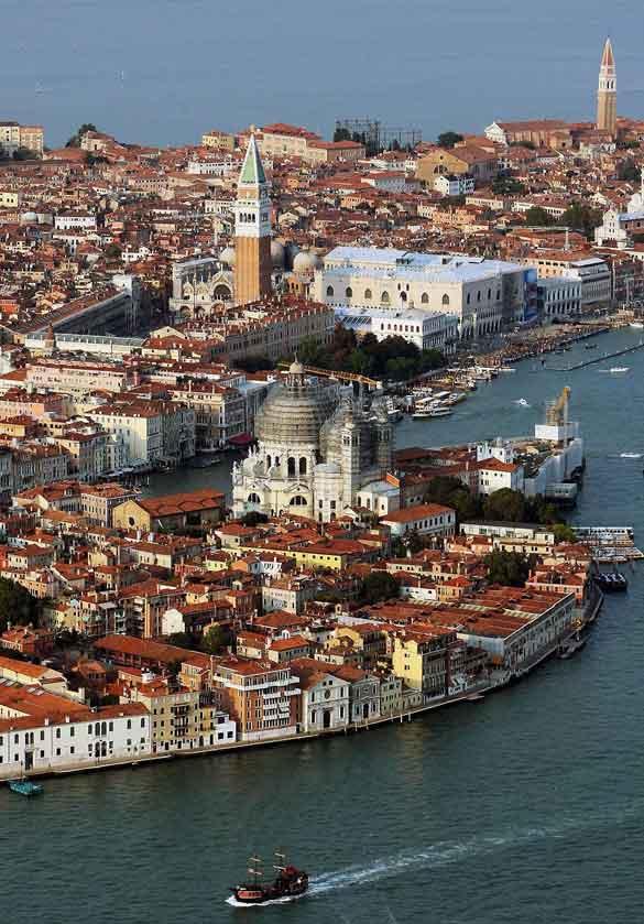 Венеција од птичја перспектива