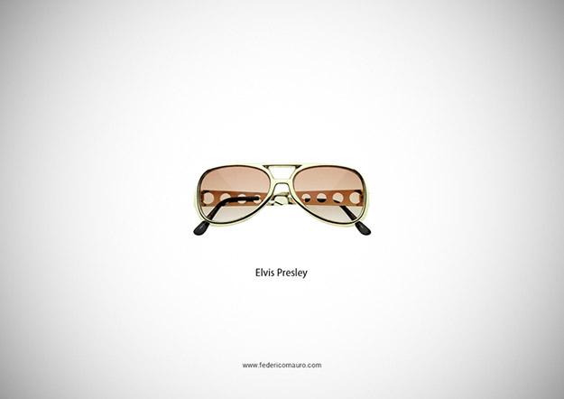 Очилата на славните личности