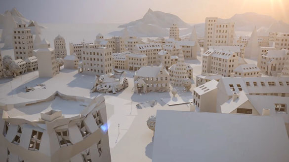 Град од хартија