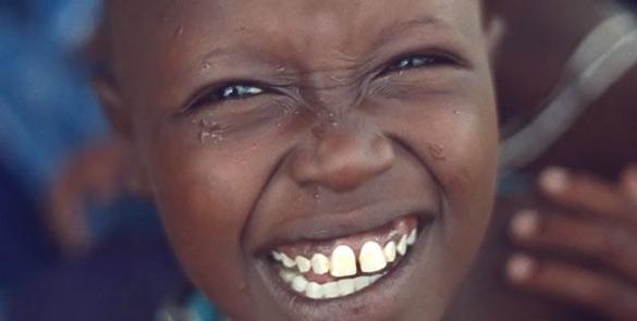 Дете од Африка