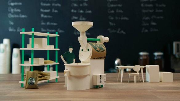 Како се произведува кафето во Starbucks