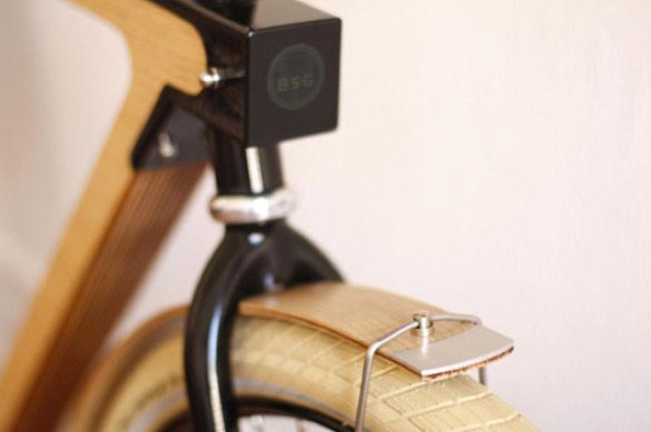 Велосипед од дрво (3)