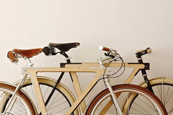 Велосипед од дрво (5)