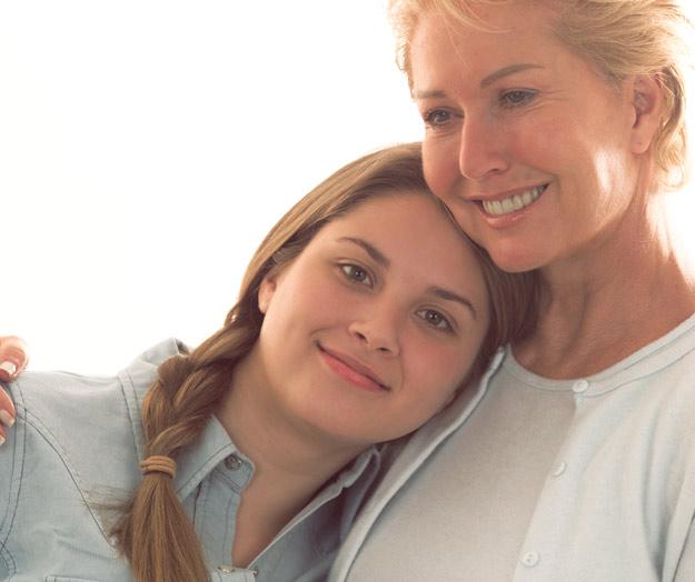 Кога девојките почнуваат  да личат на своите мајки?