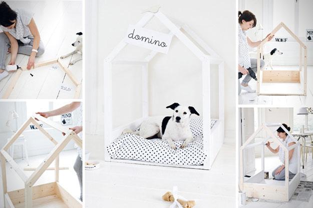 Минималистички кревет за миленичиња