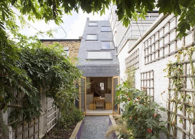 Најтесниот дом во Лондон