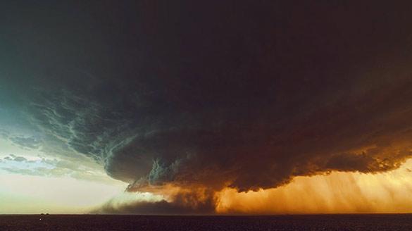 Торнадото во Тексас