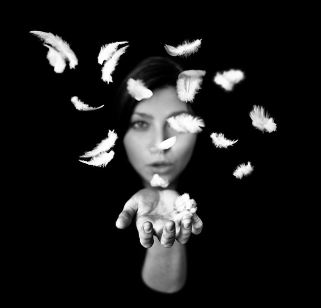Моќни црно-бели фотографии