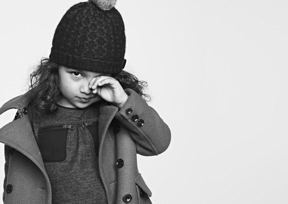 Бурбери за деца, есен-зима 2013/14 (8)