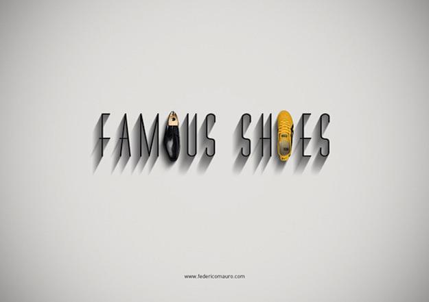 Чевлите на славните личности