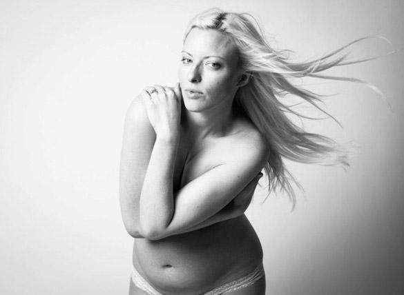 Вака изгледа женското тело по породувањето