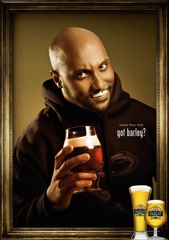 Креативни рекламни постери за пиво