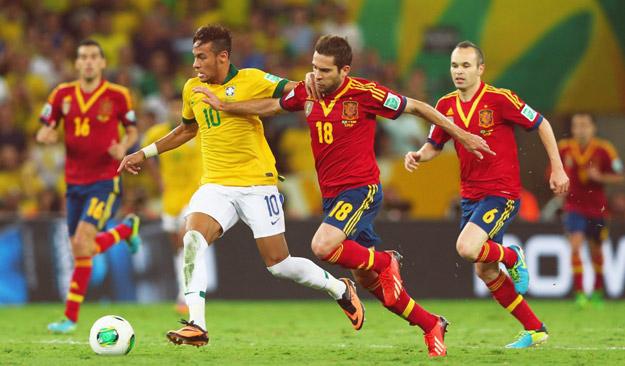 Бразил - Шпанија
