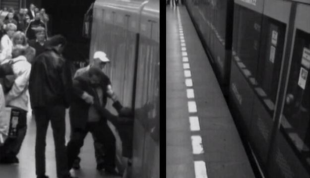 Девојка преживеа пад во метро во Прага