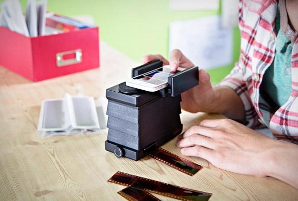 Смартфон скенер за филмска лента