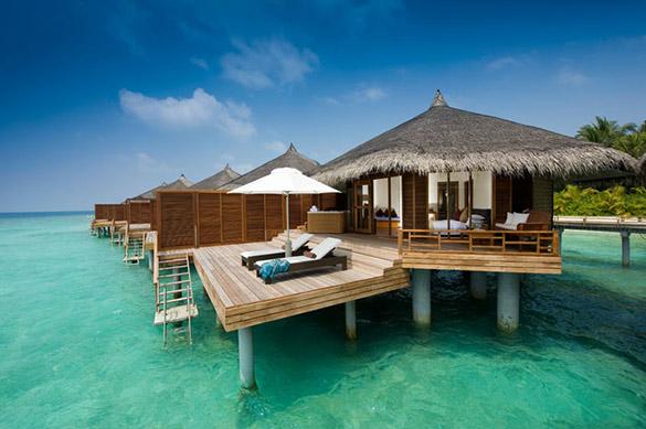 Kuramathi Island Resort на Малдивите