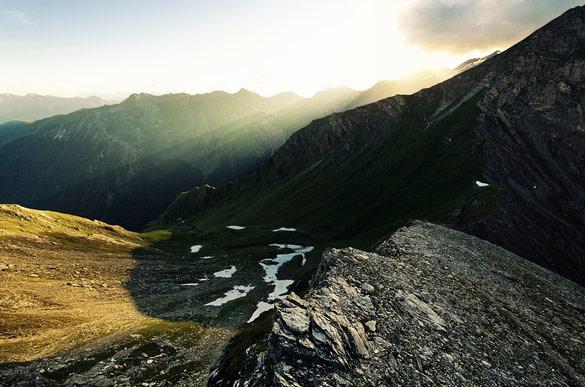 Прекрасни пејзажи од Алпите