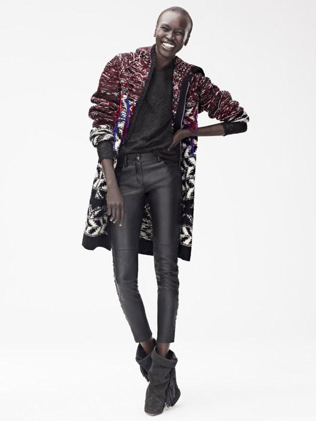 Женска колекција од H&M, октомври 2013