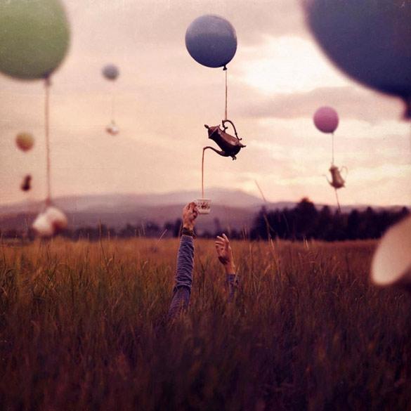 Цел сон во една фотографија