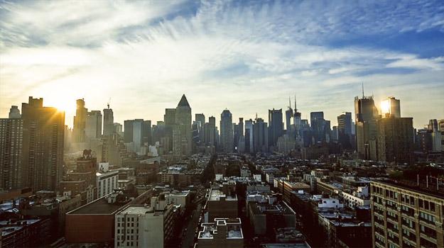 Видео прошетка низ Њујорк