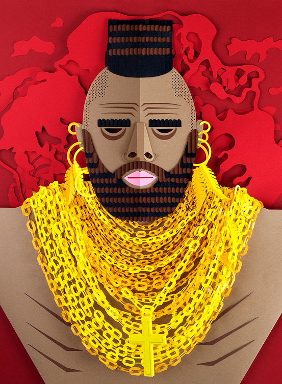 """Проект: """"Mr. T · Back to the 80's"""""""