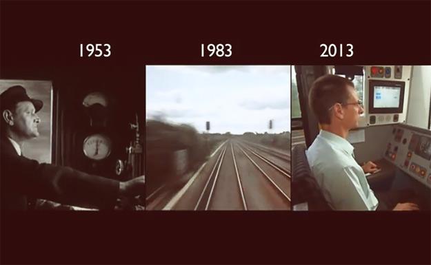 Со воз од Лондон до Брајтон