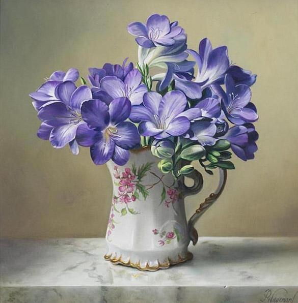 Слики со цветни композиции кои ќе ве воодушеват