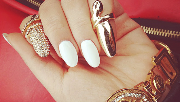Прстени за нокти - нов моден тренд