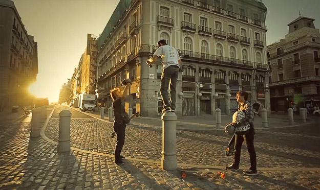 Запознајте го Мардид преку група млади скејтери