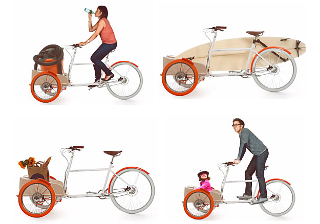 Велосипед наменет за домаќинство