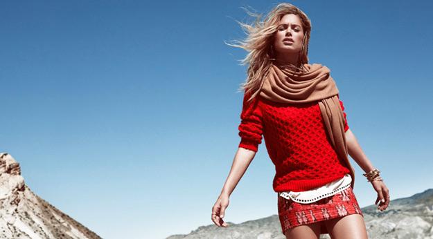 Женска колекција од H&M за зима 2013/14