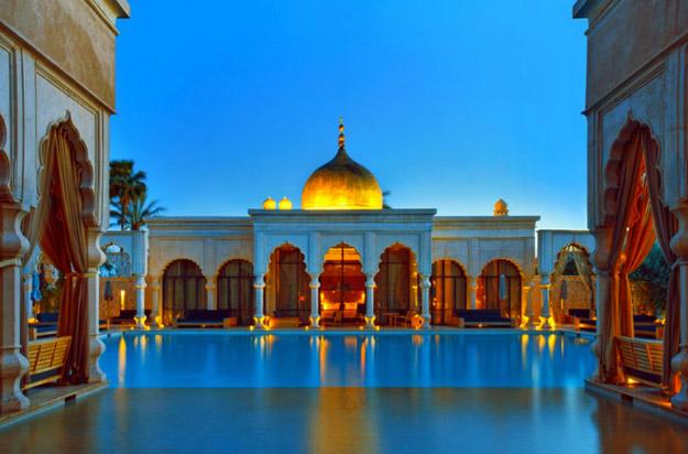 Раскошен хотел во Мароко во кој ќе ве третираат како член на кралско семејство