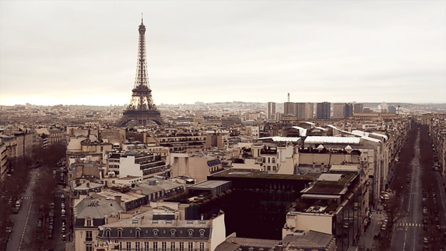 Кус документарен филм за Париз