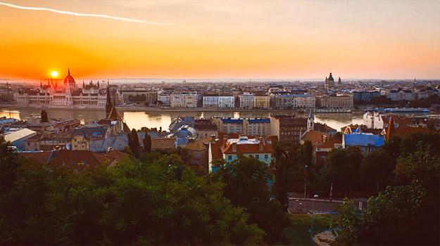 Едно деноноќие во убавата Будимпешта