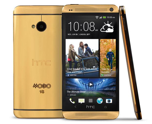 Златна верзија на HTC One