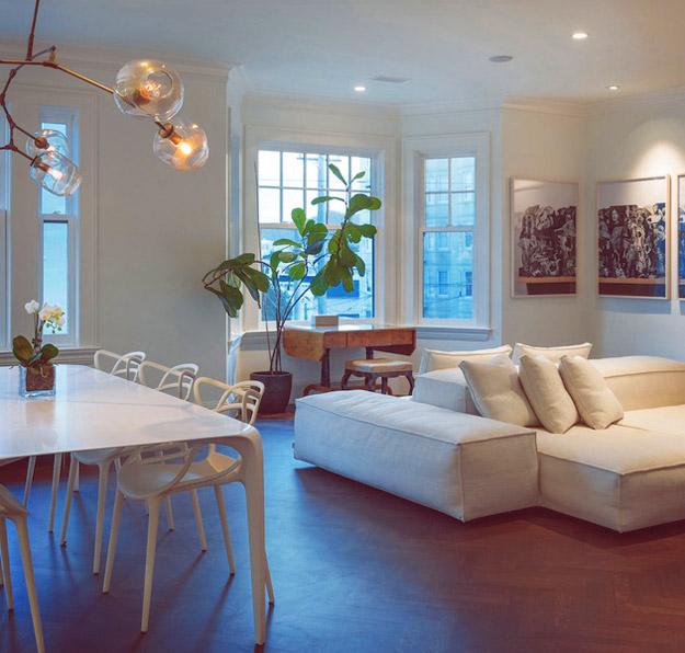 Ведар стан со француски шарм