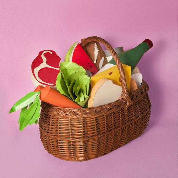 Paper-Craft-Sculptures-Of-Food-iLike-mk-005