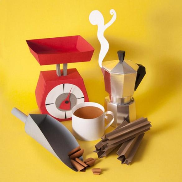 Paper-Craft-Sculptures-Of-Food-iLike-mk-008