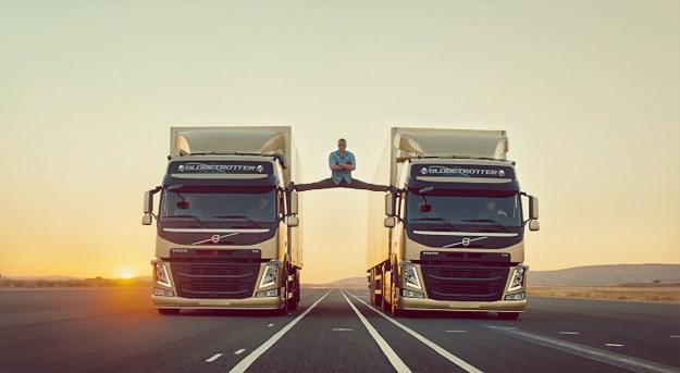 """Одлична видео-реклама за """"Volvo"""" со Жан Клод Ван Дам"""