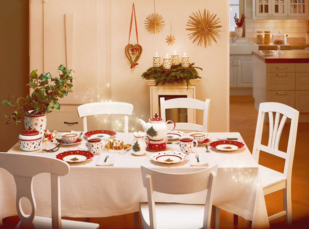 Божиќна декорација на вашиот дом