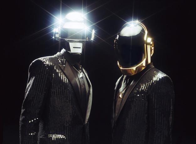 """Вака изгледаат момците од """"Daft Punk"""""""