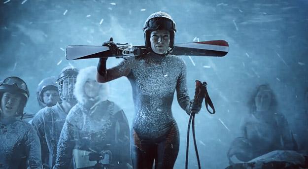 Официјална видео-најава за Зимски олимписки игри 2014