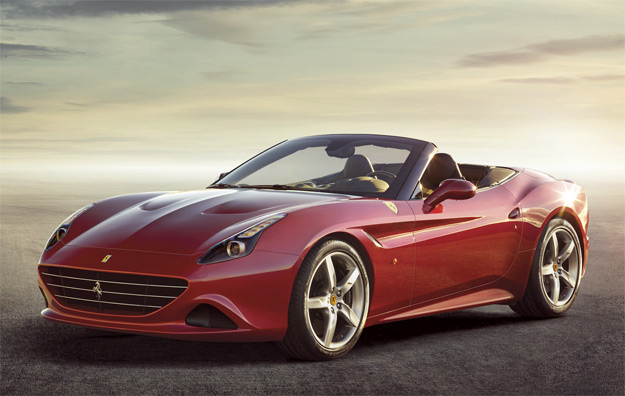 """""""Ferrari California T"""" своето деби ќе го има во Женева"""