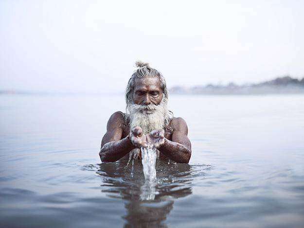 Во духот на Индија