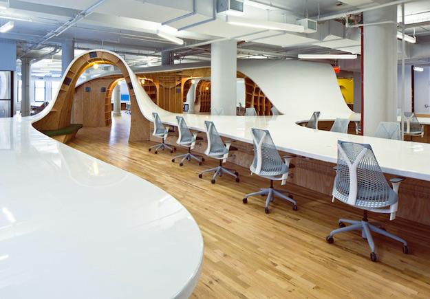 Канцелариско биро за 125 вработени