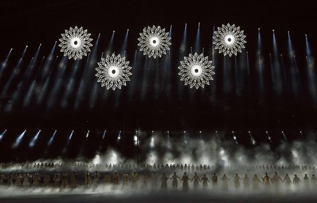 Отворањето на Зимските олимписки игри 2014 низ 20 фотографии