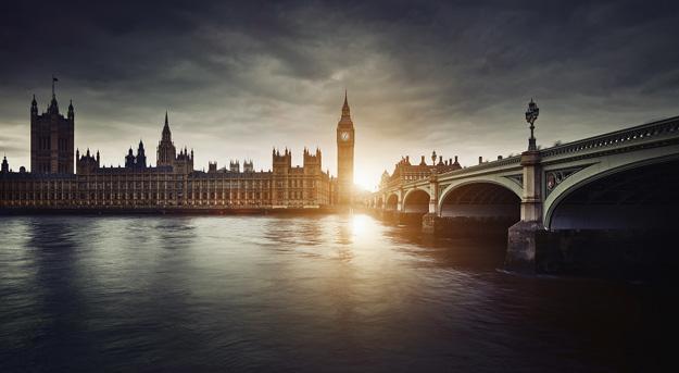 Одлични панорамски фотографии од Лондон