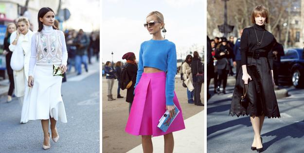 Пролетната мода во Париз